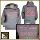 Time for Hockey - Eishockey Hoodie
