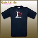 I love Oberhausen / City Shirt / Motiv 2