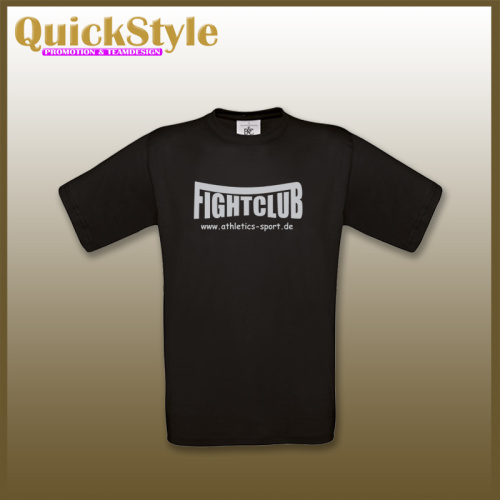 "T-Shirt Athletics-Sports ""Fight Club"""