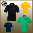 *** SALE *** Eishockey Polo-Shirts / Maple Leaf