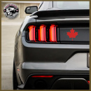 Maple Leaf / Sticker * Car Decal