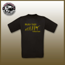 Evolution of Muay-Thai T-Shirt