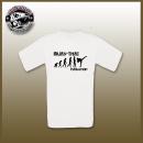 Evolution of Muay-Thai T-Shirt