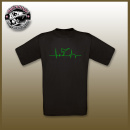 Heartbeat of Muay-Thai/Kickboxen T-Shirt