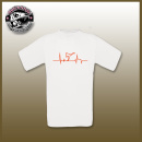 Heartbeat of Muay-Thai/Kickboxen Kinder T-Shirt
