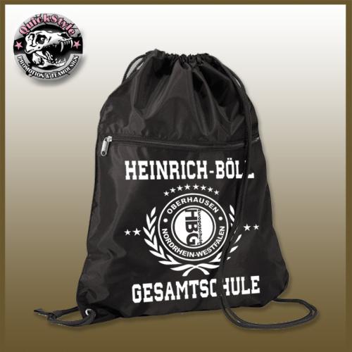 """Premium Gymsac """"Heinrich-Böll-Gesamtschule"""""""