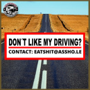 Fahrstil OK? - Don´t like my driving?  -  JDM...