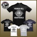 """T-Shirt Unisex """"Heinrich-Böll-Gesamtschule"""""""