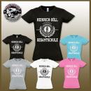 """T-Shirt Girlie """"Heinrich-Böll-Gesamtschule"""""""
