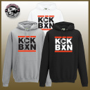 KCK BXN Kampfsport Hoodie - Red Design