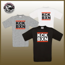 KCKBXN - Kampfsport Shirt - Red Design