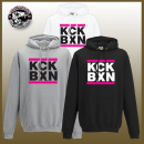 KCK BXN Kampfsport Hoodie - Pink Design