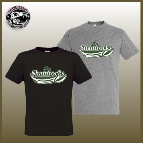 T-Shirt Mülheim Shamrocks