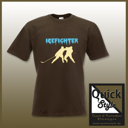 Kinder Hockey-Shirt - Icefighter (Player)