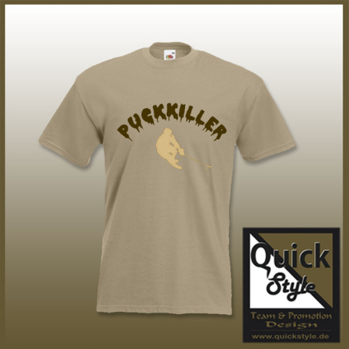 Kinder Hockey Shirt - Puckkiller (Player)