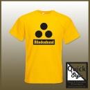 """Hundefreunde T-Shirt - """"Blindenhund"""""""