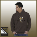 True Face of Hockey - Eishockey Hoodie
