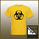 Downhill Biohazard - T-Shirt
