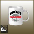 "Eishockey Tasse ""Play Hard"""