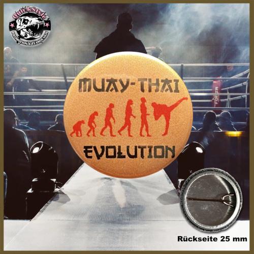 Evolution of Muay-Thai