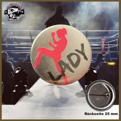 Lady-Kickboxen